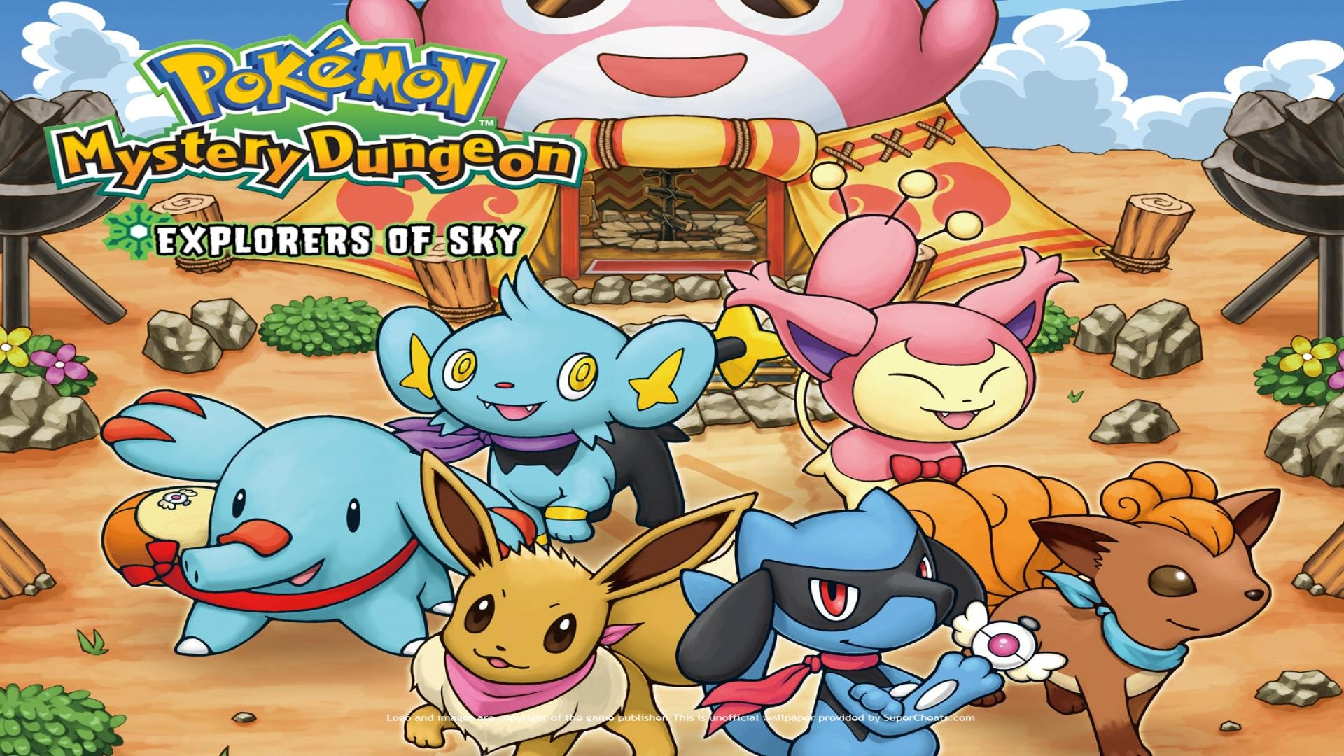 Pokemon Mystery Dungeon images PMD HD wallpaper and background 1920x1080