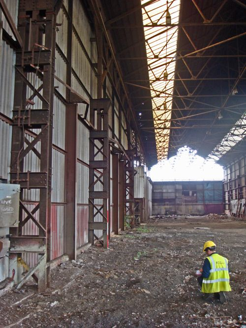 Steel Works Sheffield 500x667