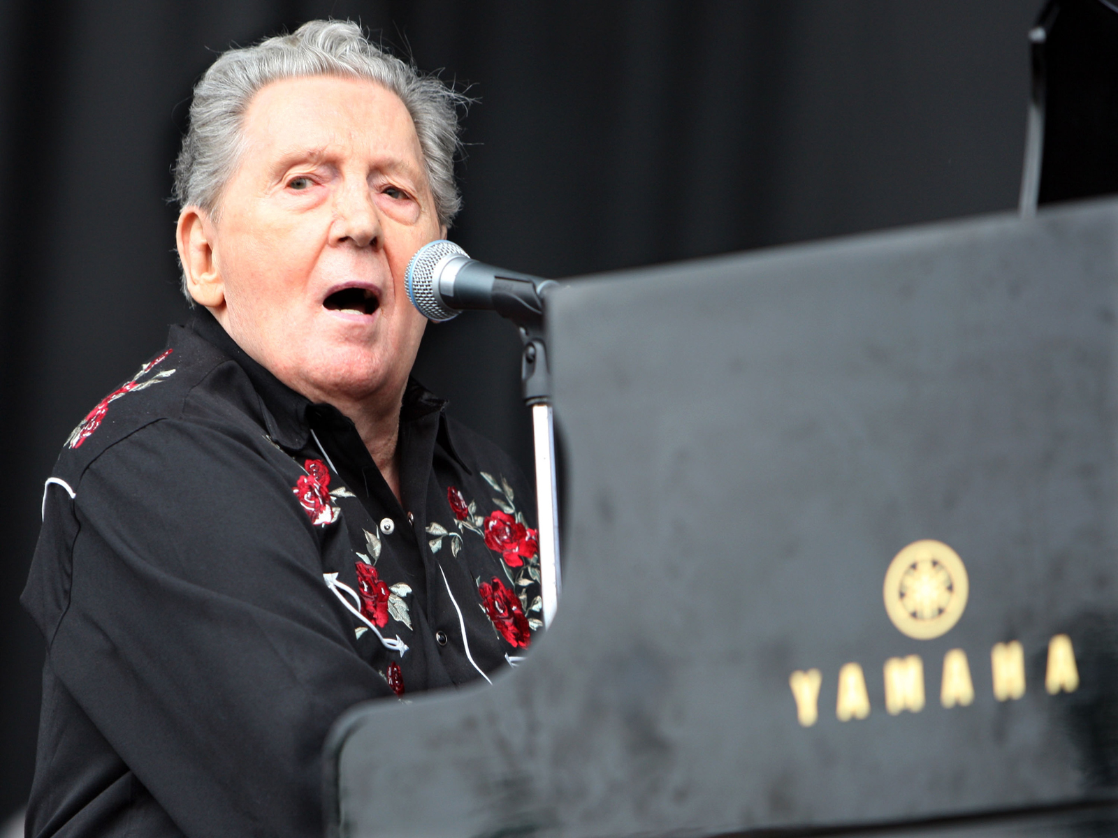 wallpaperJerry Lee Lewis American Rock Roll Country Music 1600x1200