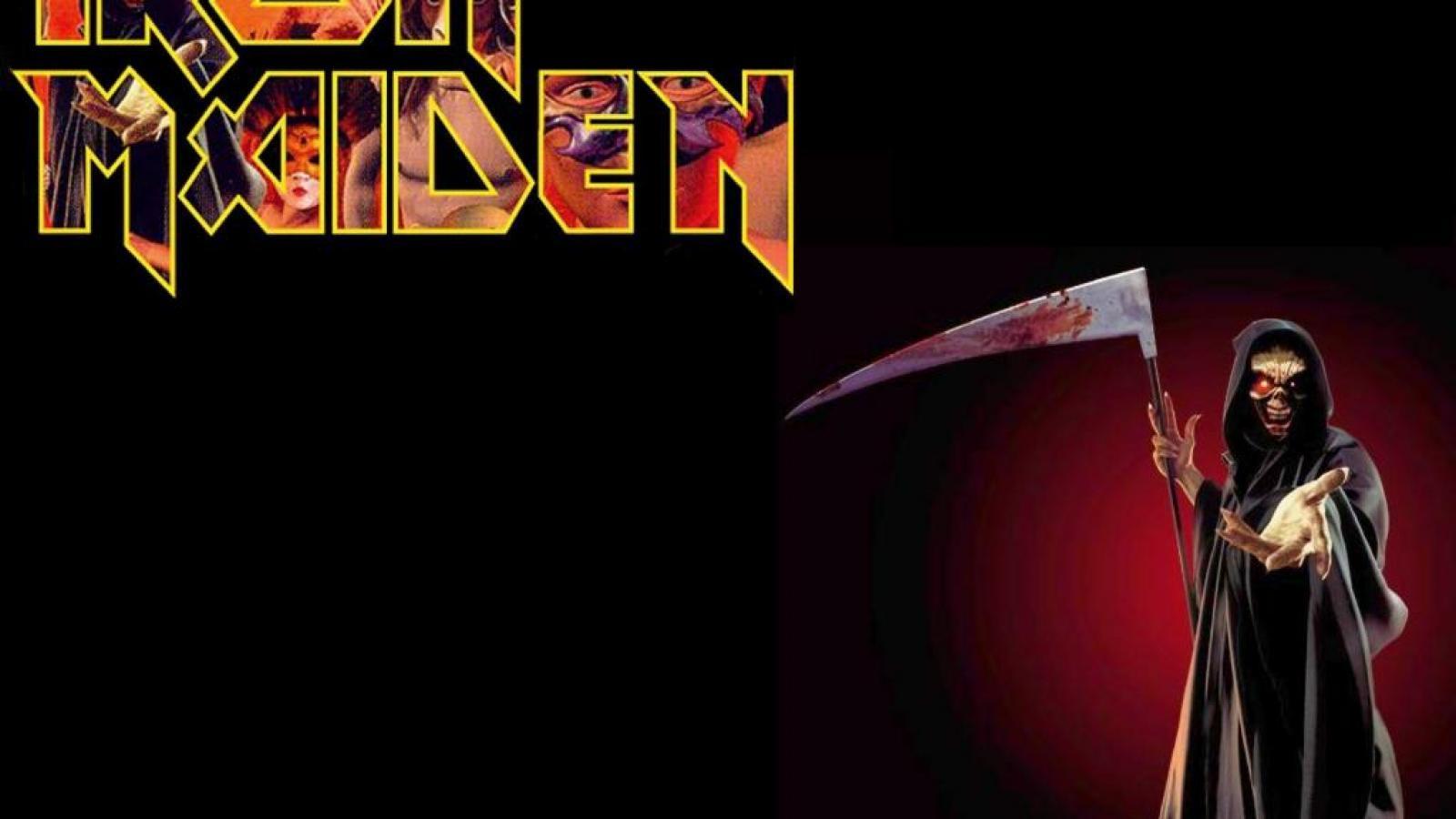 Iron Maiden Wallpaper Widescreen - WallpaperSafari