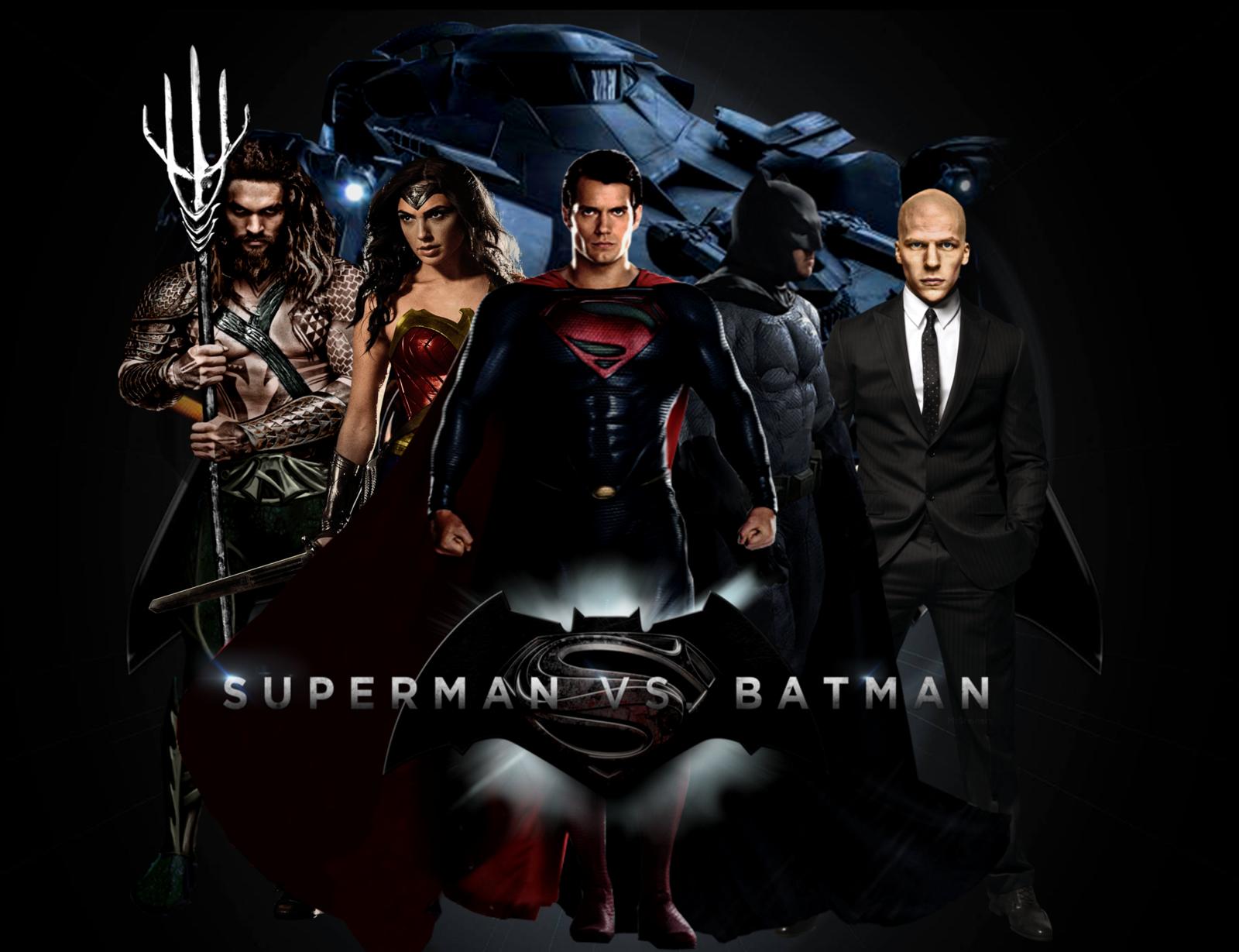 Batman vs Superman Dawn of Justice wallpaper by ArkhamNatic on 1600x1229