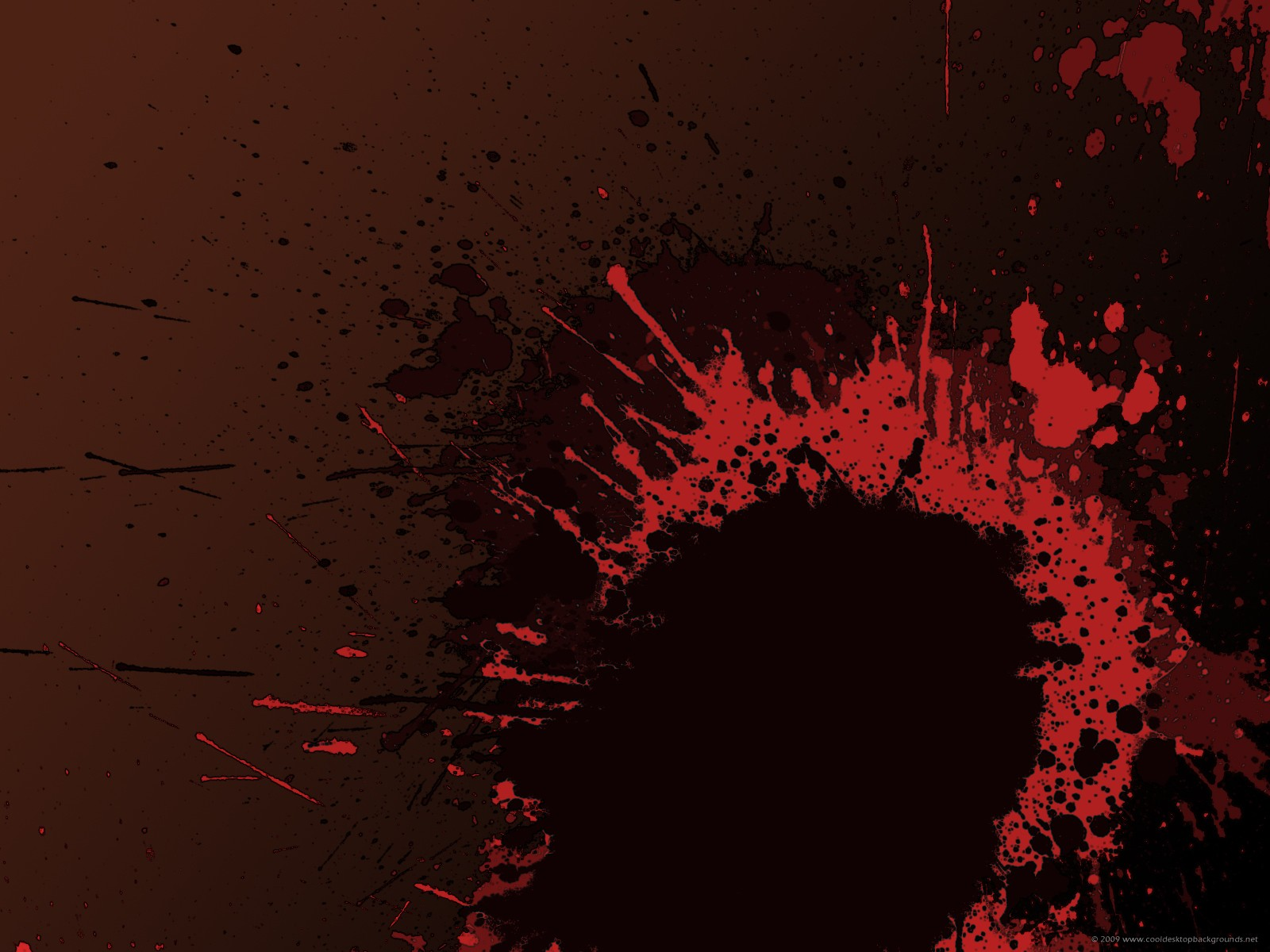 Dexter Blood Spatter Wallpaper - WallpaperSafari