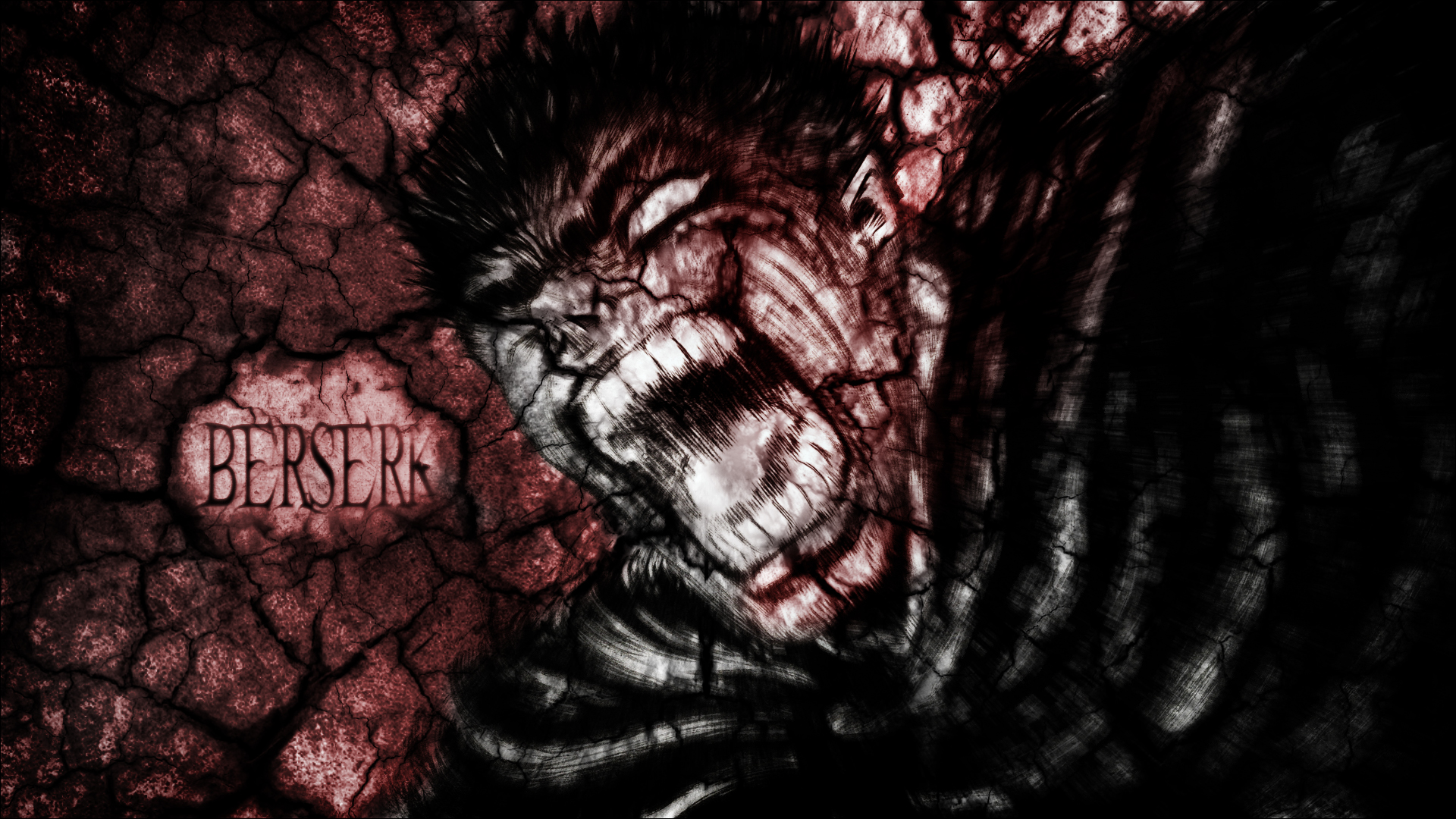 berserk guts rage wallpaper by edd000 manga anime digital media 1920x1080