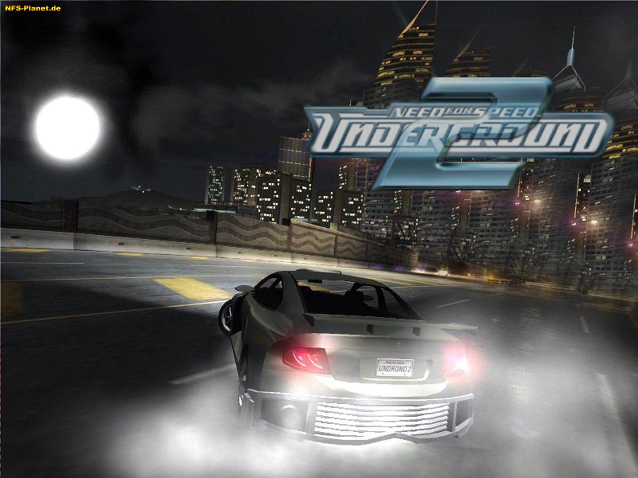 Need for Speed Underground 2   Need for Speed Underground 2 Wallpaper 1280x960