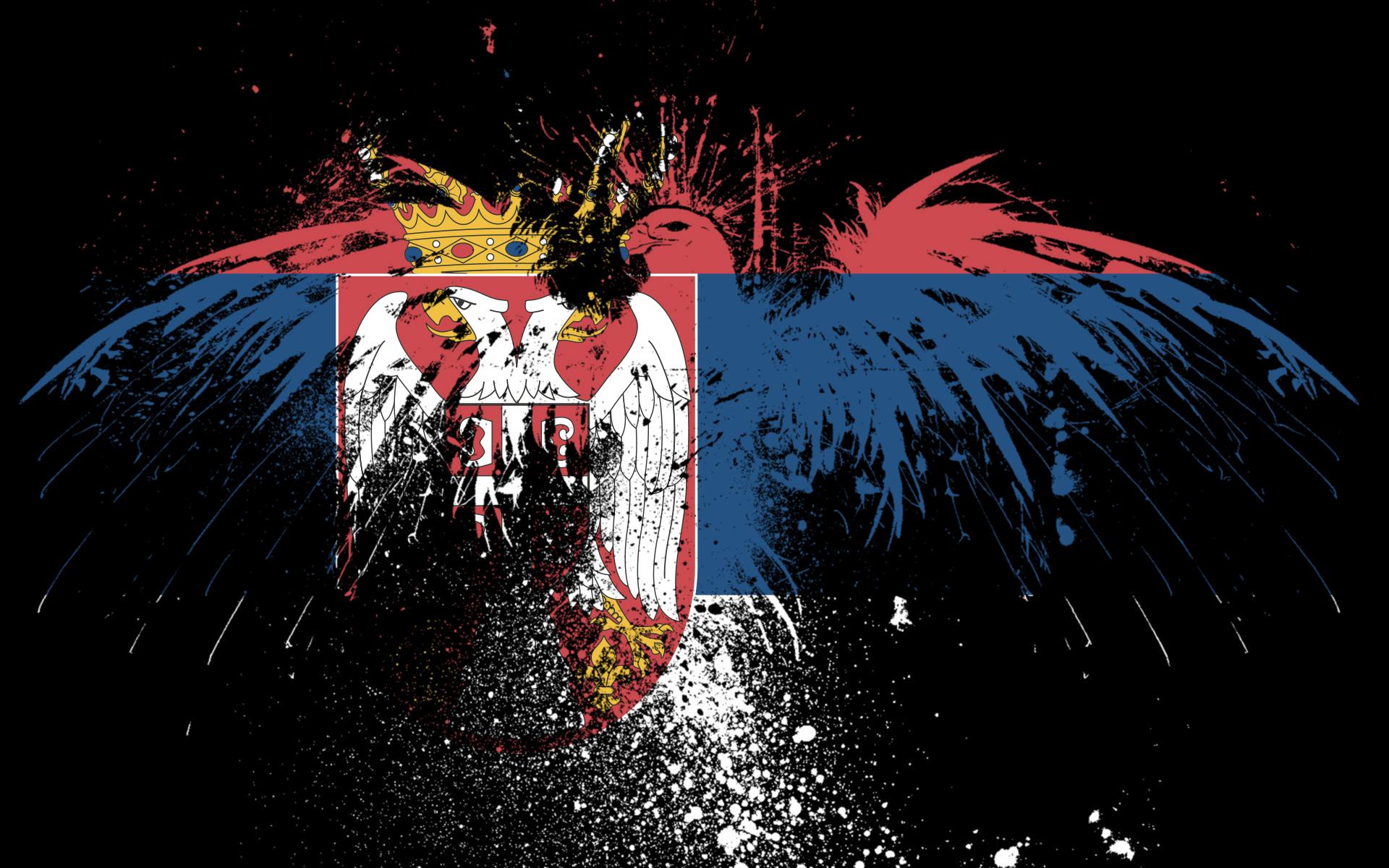 Wallpaper serbia serbia srbia flag the flag of serbia serbian 1920x1200