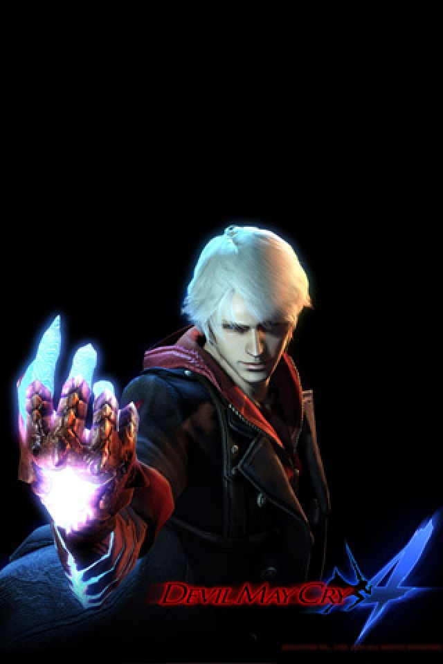 Game Devil May Cry iPhone Wallpaper HD iPhone Wallpaper Gallery 640x960