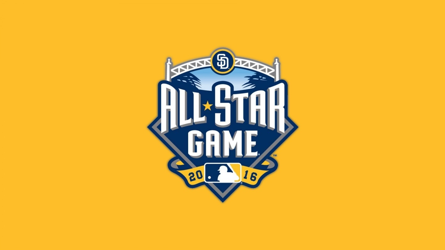 Photo San Diego Padres All Star Game Logo 1440x810