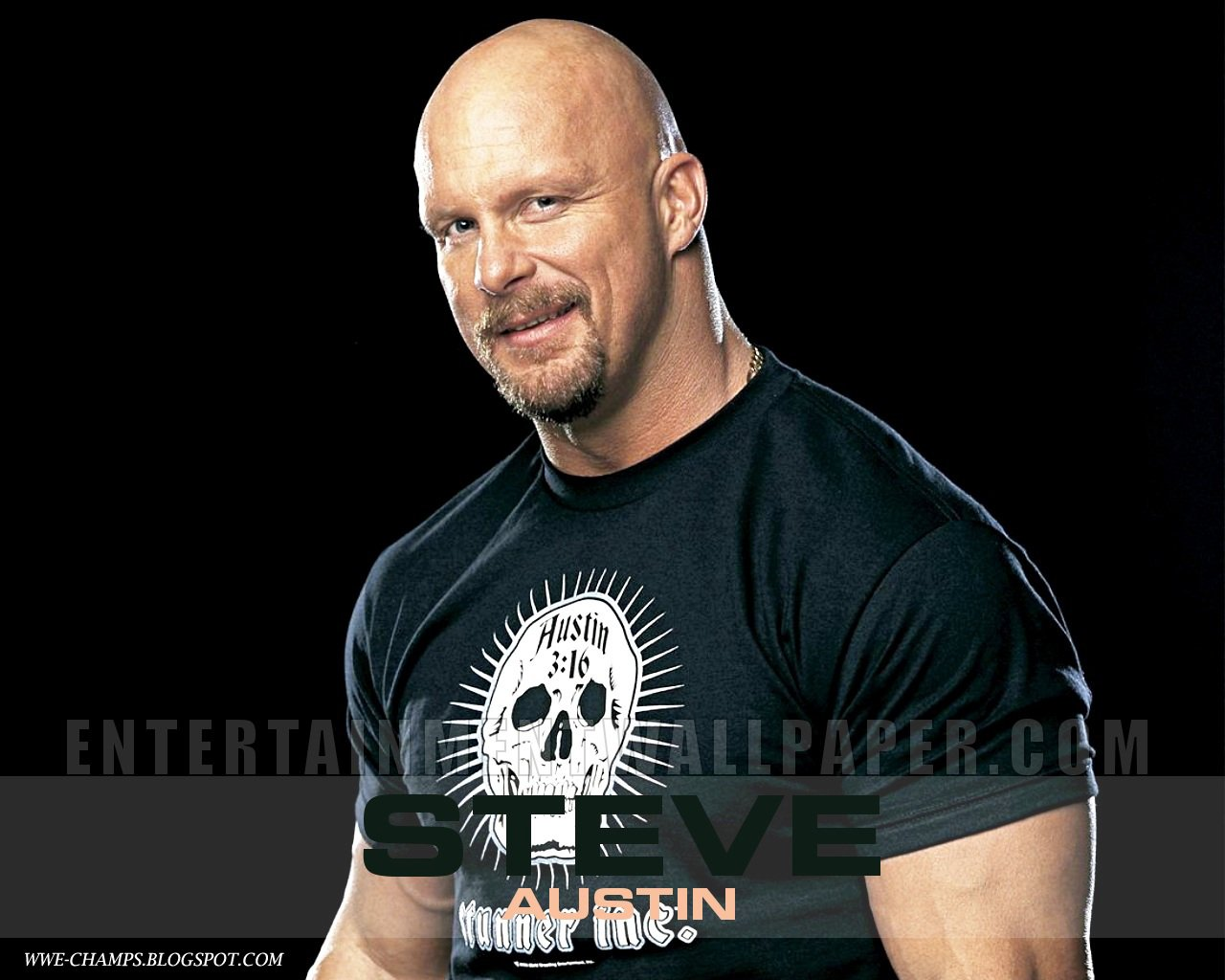 WWE CHAMPS STONE COLD STEVE AUSTIN WHAT 1280x1024