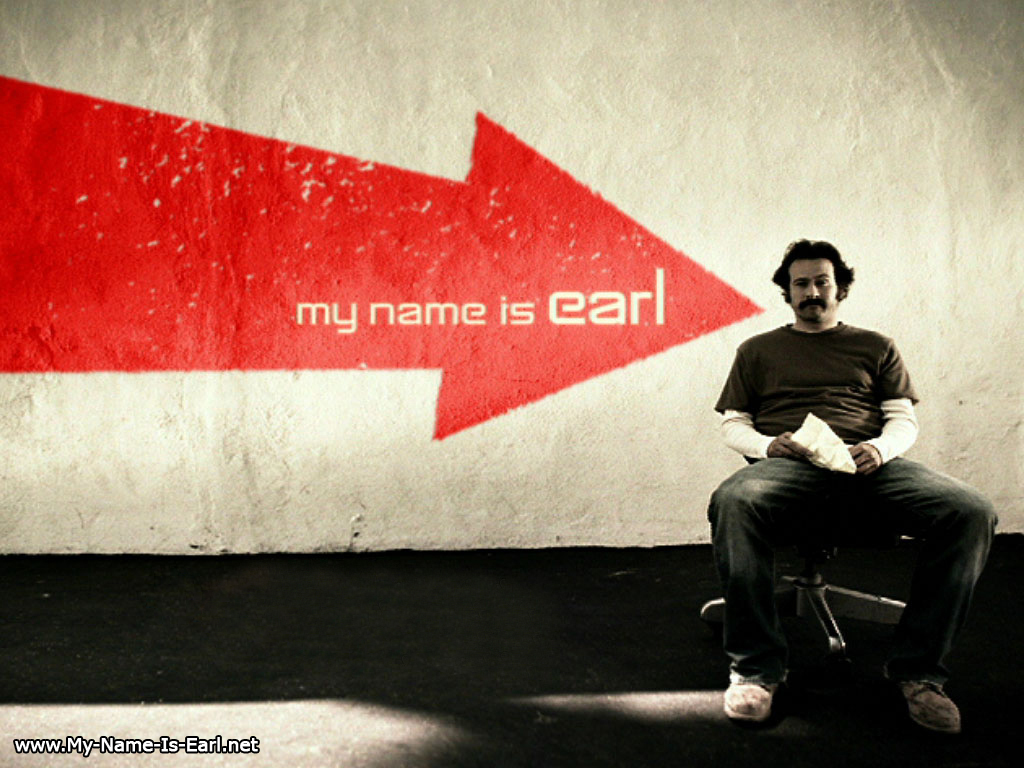 My Name is Earl   Wallpaper 1024x768