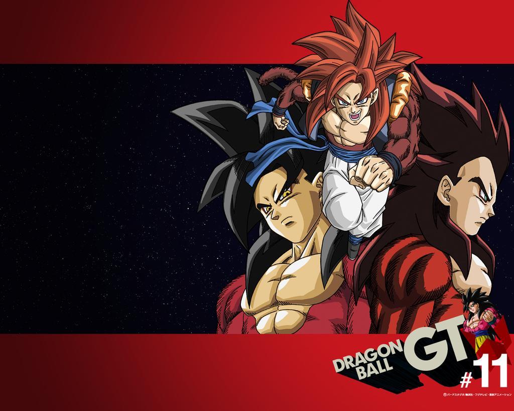 dragon ball gt 393x315 Goku en Dragon ball GT 1024x819