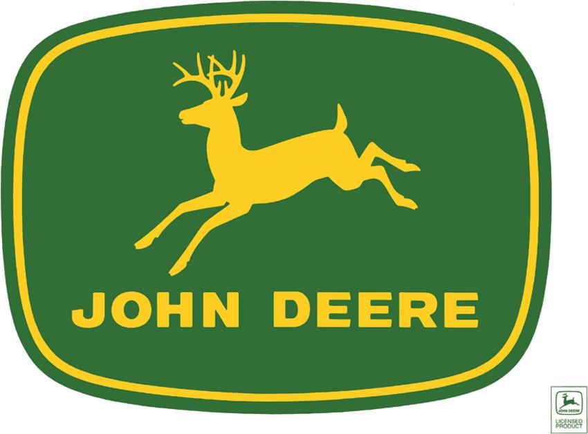 Pin John Deere Logo 850x628