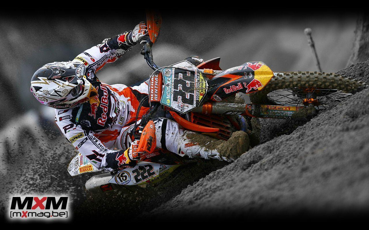 Wallpapers Motocross KTM 1280x800