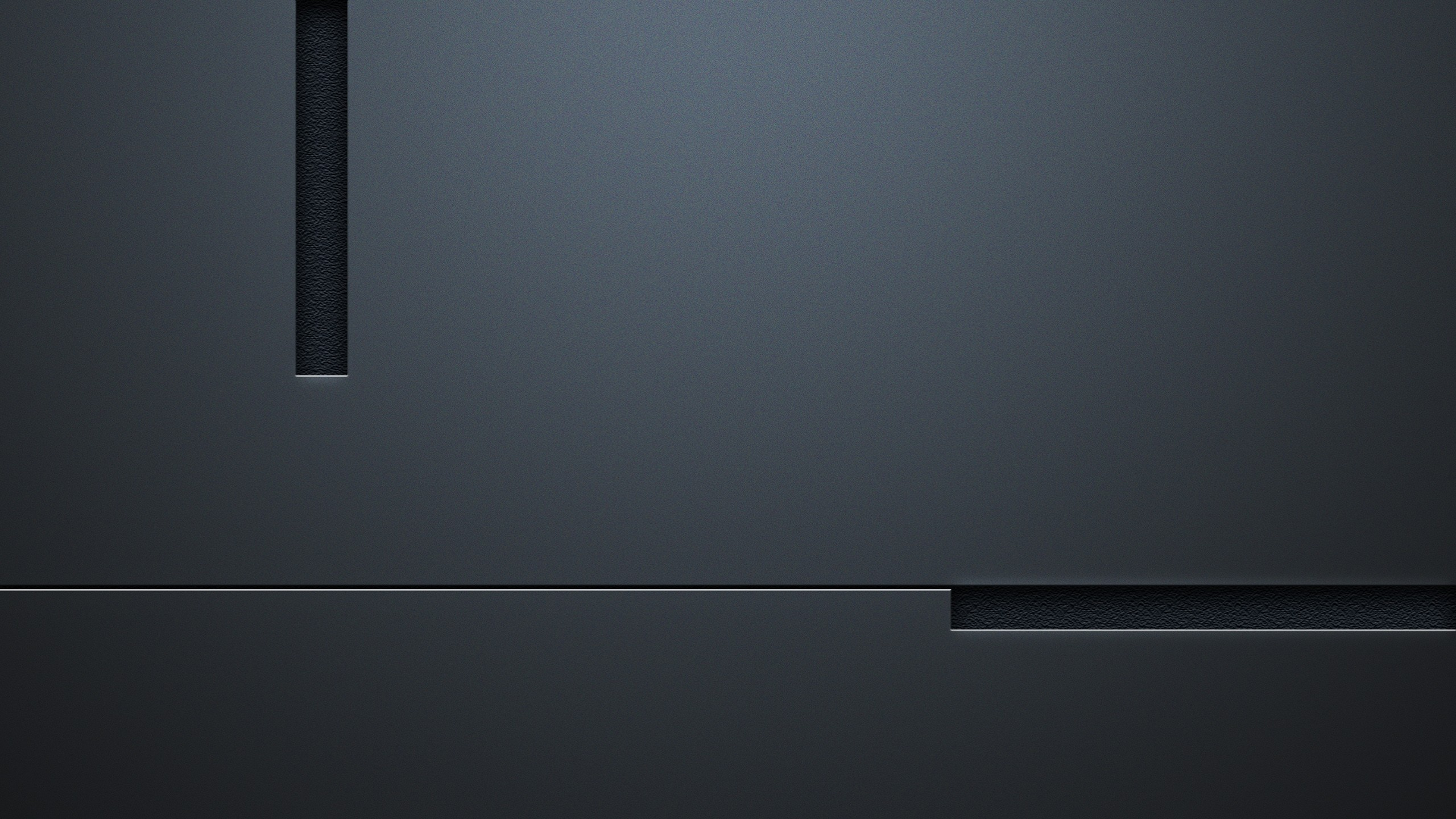 simple blue amp black wallpaper 4k hd desktop wallpaper for