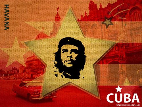 Che Guevara Cuba Wallpaper 500x375