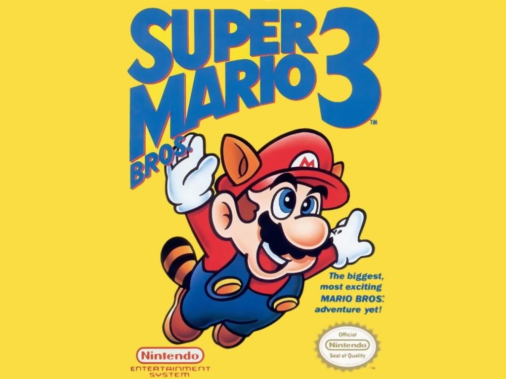 Free Download Super Mario Bros 3 Wallpaper Super Mario Bros 3
