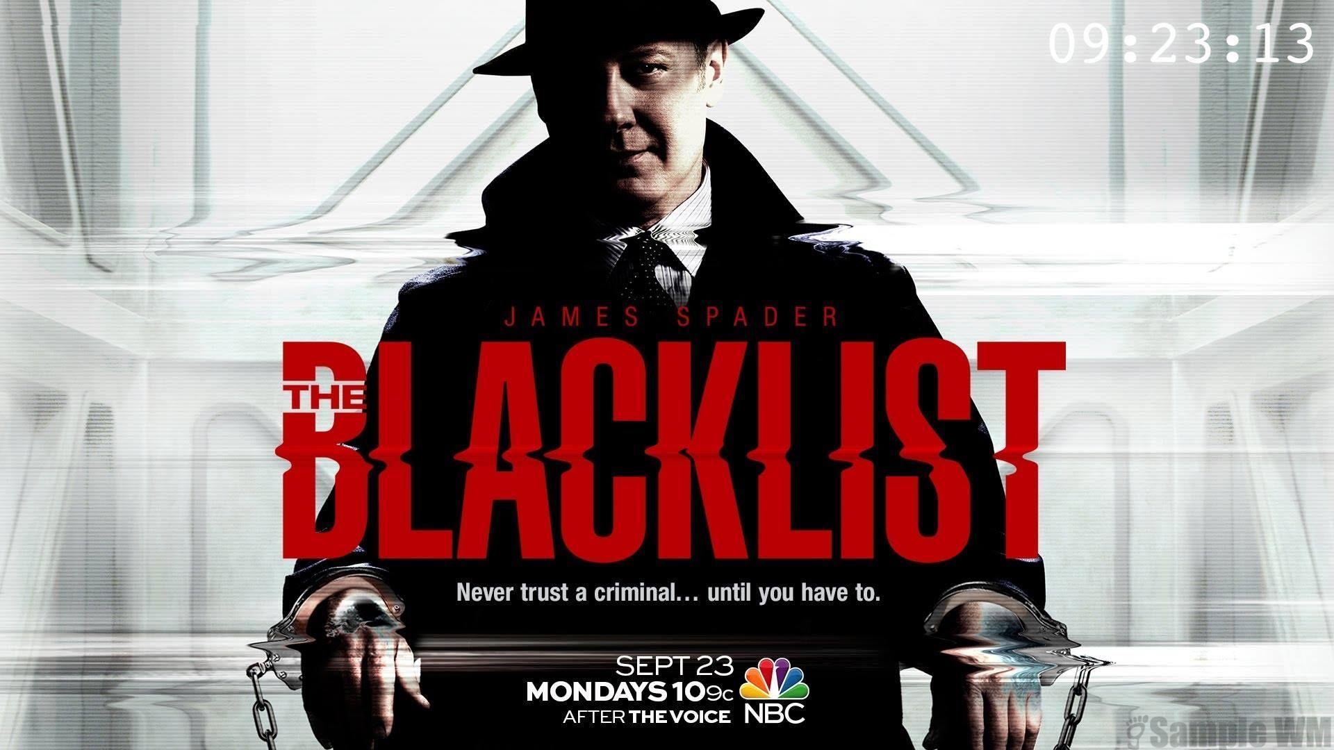 The Blacklist   The Blacklist Wallpaper 35676705 1920x1080