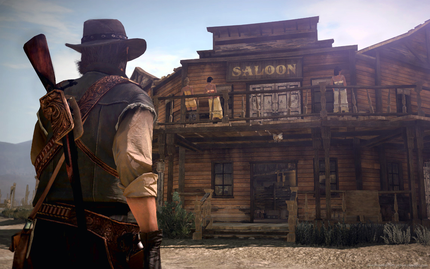 Old West Wallpaper - WallpaperSafari