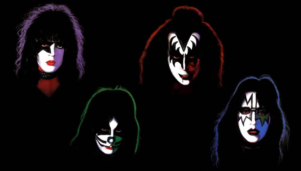 KISS BAND Graphics Pictures Images for Myspace Layouts 1024x582