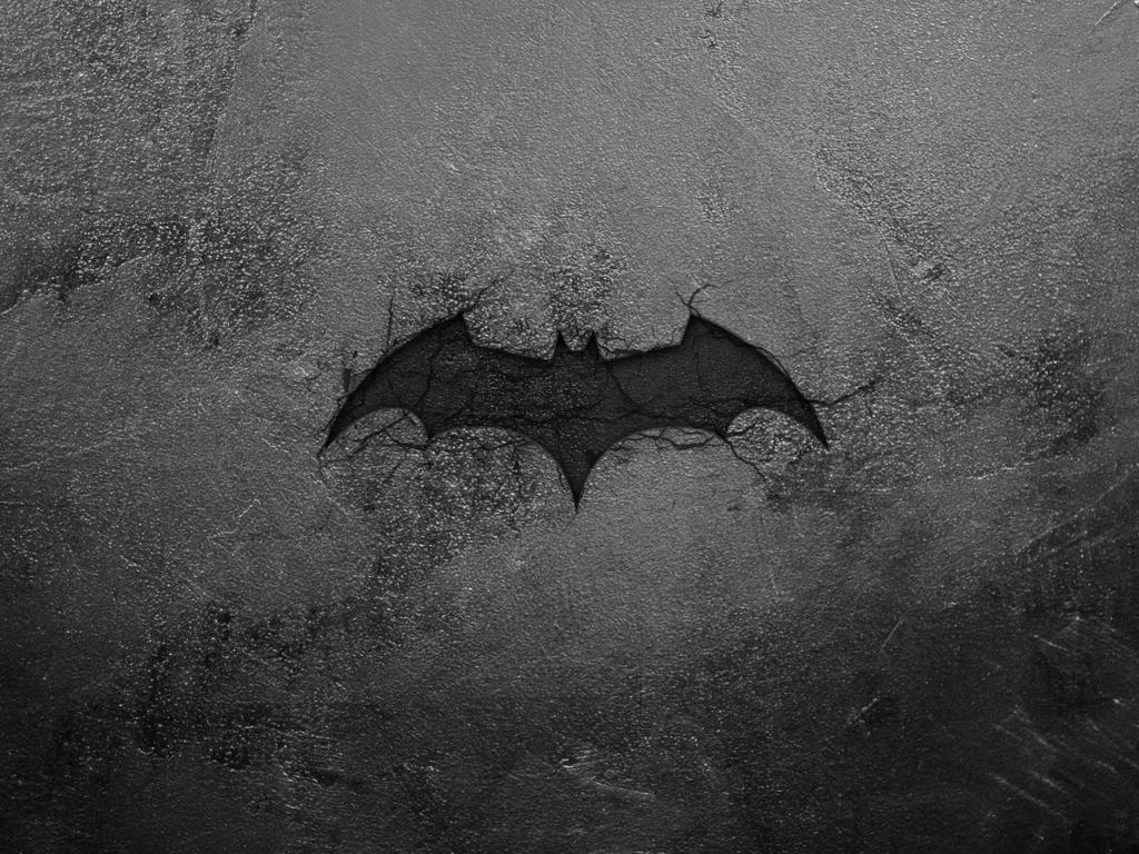 DESIGNER Batman The Dark Knight Logo Wallpapers 1024x768