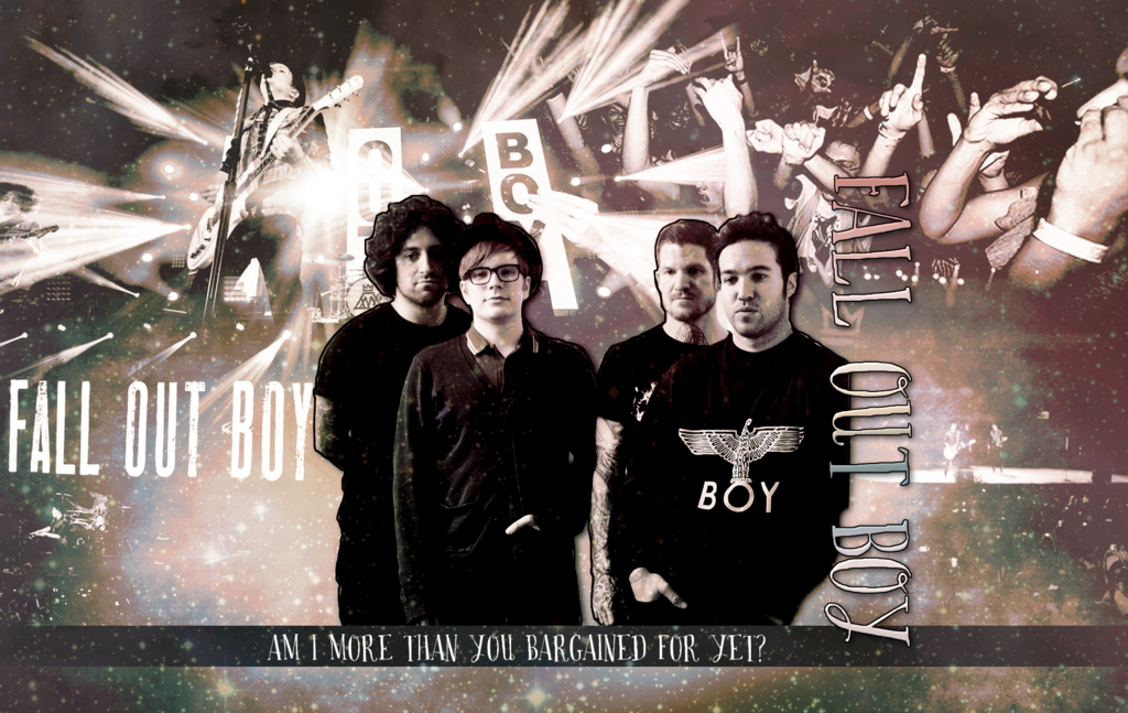 fall out boy hd wallpapers