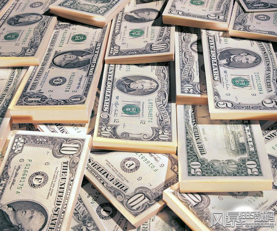Lots of money 960x800 Screensaver wallpaper 960x800