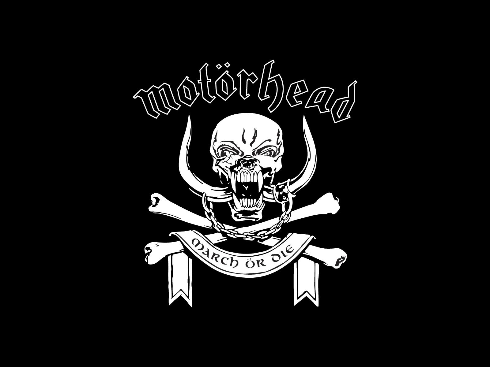 Motorhead wallpaper Wallpaper of metal band Motorhead 1600x1200