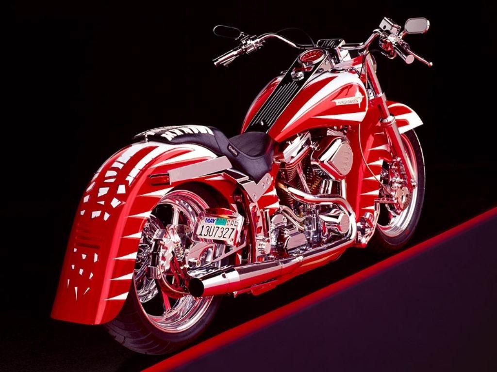 motorcycle wallpaper Harley Davidson Motorcycles 1024x768