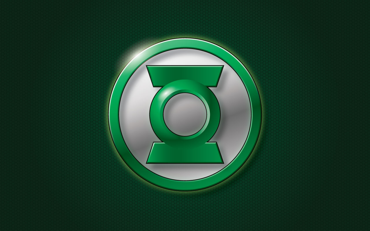 Green Lantern Logo Hd Wallpaper Best Wallpapers 1280x800