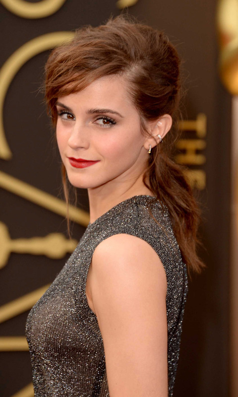 Emma Watson Mobile Wallpaper 14569 480x800