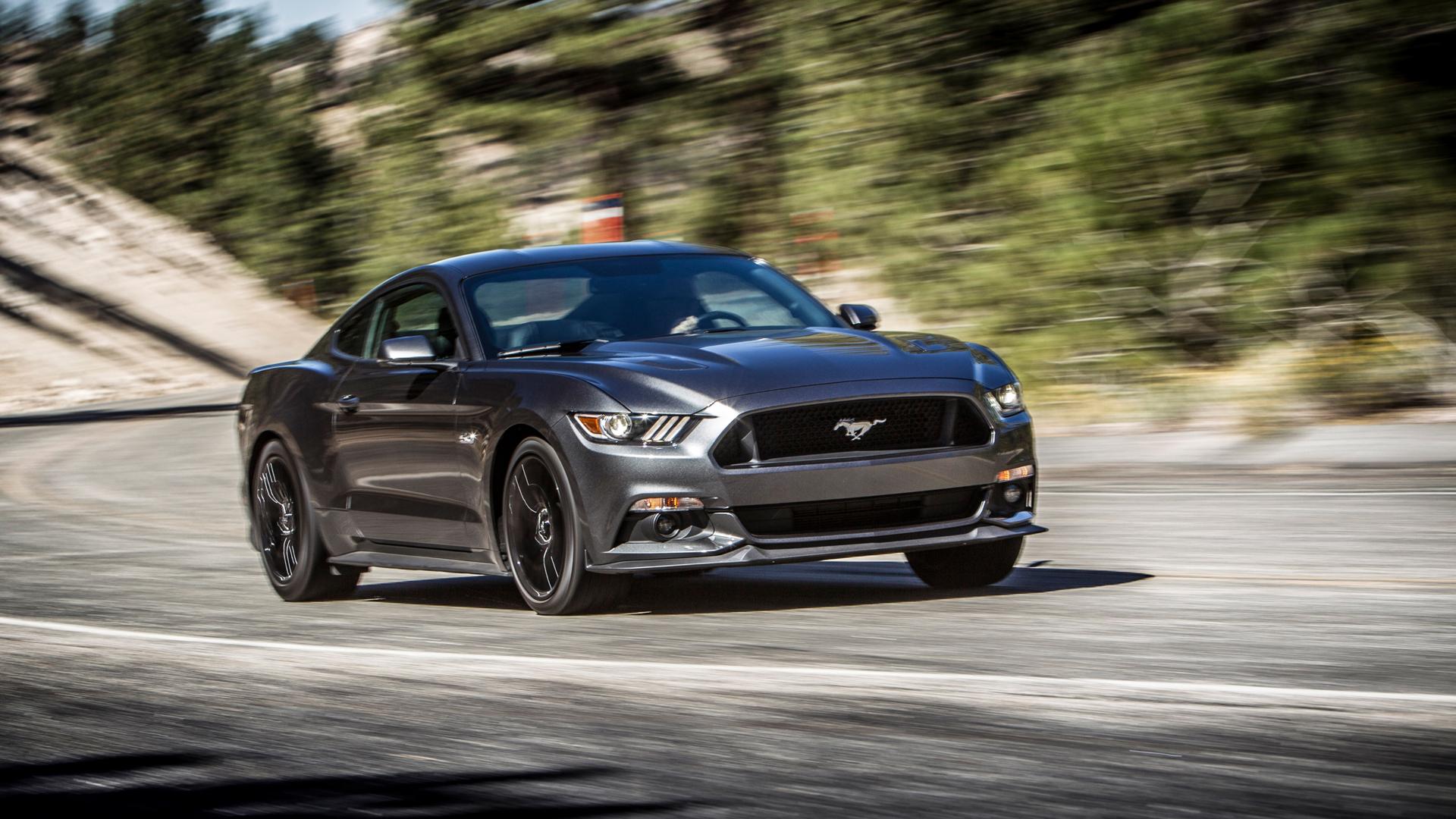 2017 Mustang Shelby Gt350 Black >> Ford Mustang GT Wallpaper HD - WallpaperSafari
