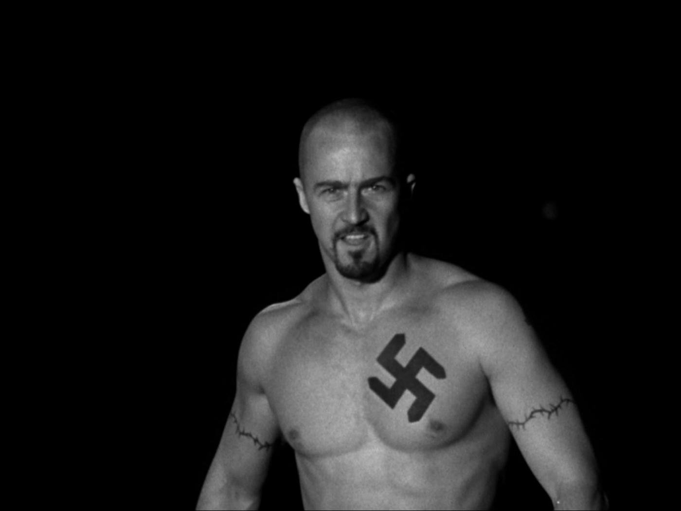 American History X 18060 Hd Wallpapers in Movies   Imagescicom 1400x1050