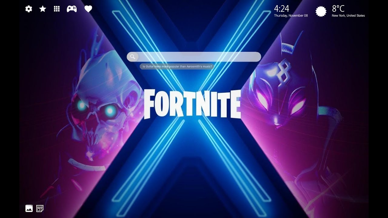 New Fortnite Season 10 Is Here   Enjoy Great Wallpaper Collection 1280x720
