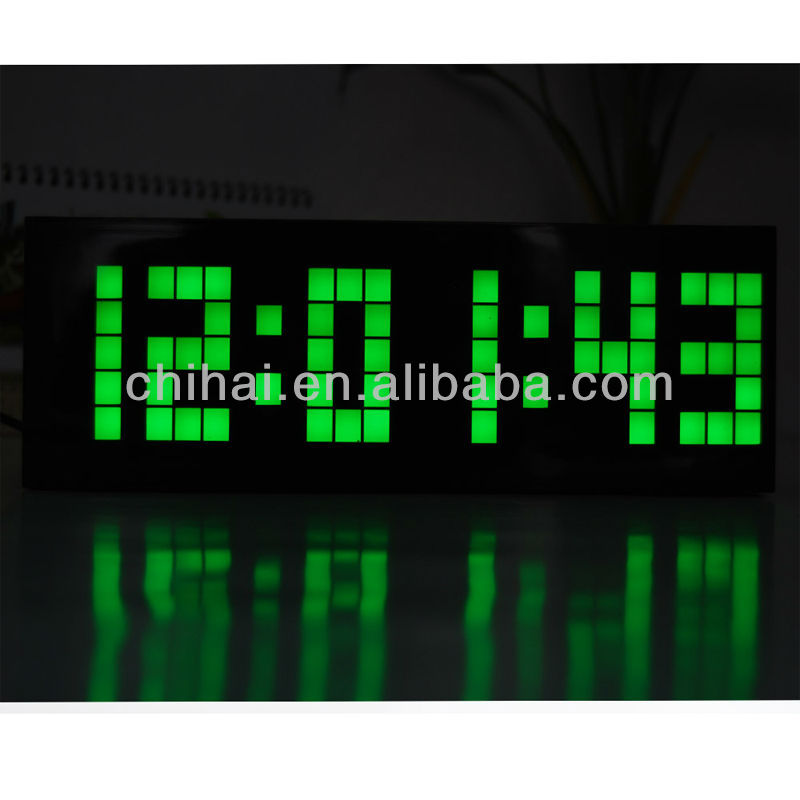 Shipping innovative items countdown clock desktop digital clock 800x800