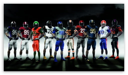 American Football Players HD wallpaper for HD 169 High Definition 510x300
