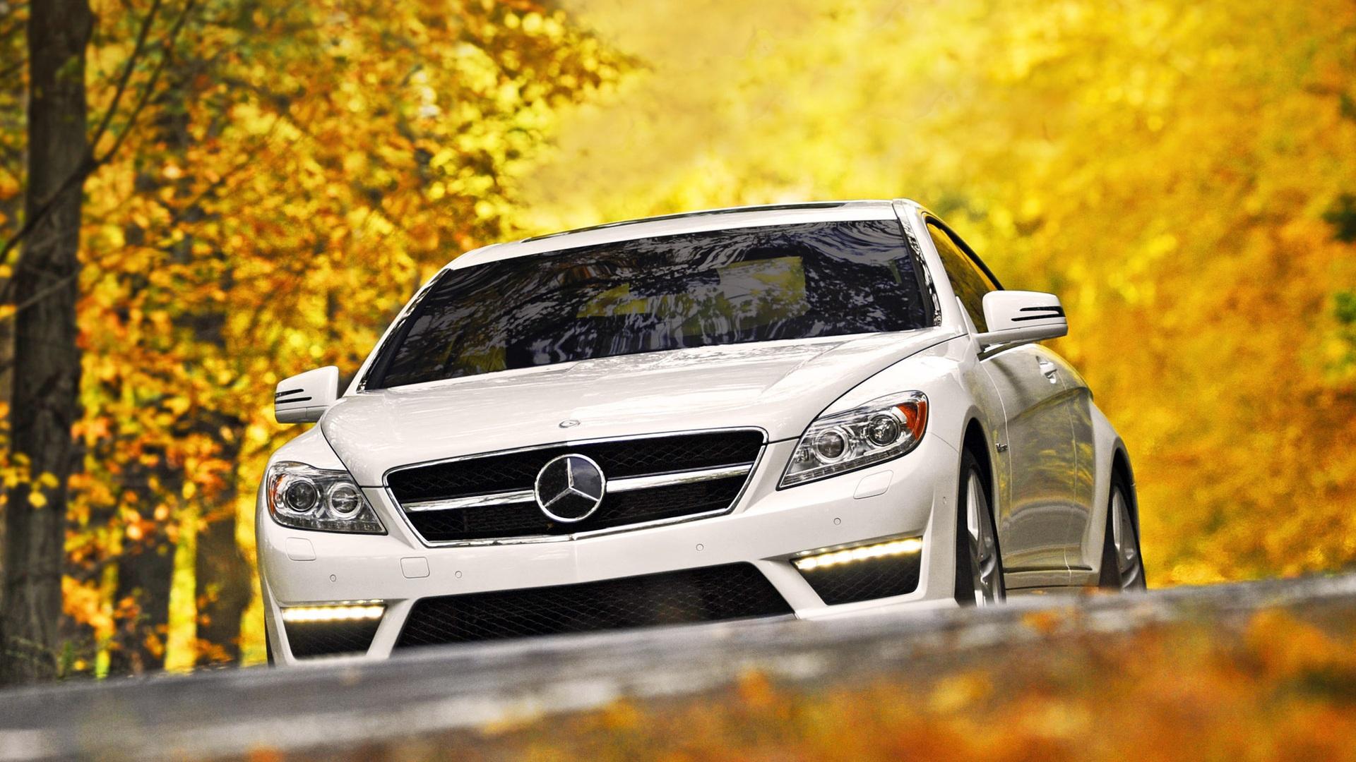 2012 Mercedes Benz CL63 AMG Wallpapers   1920x1080   661154 1920x1080