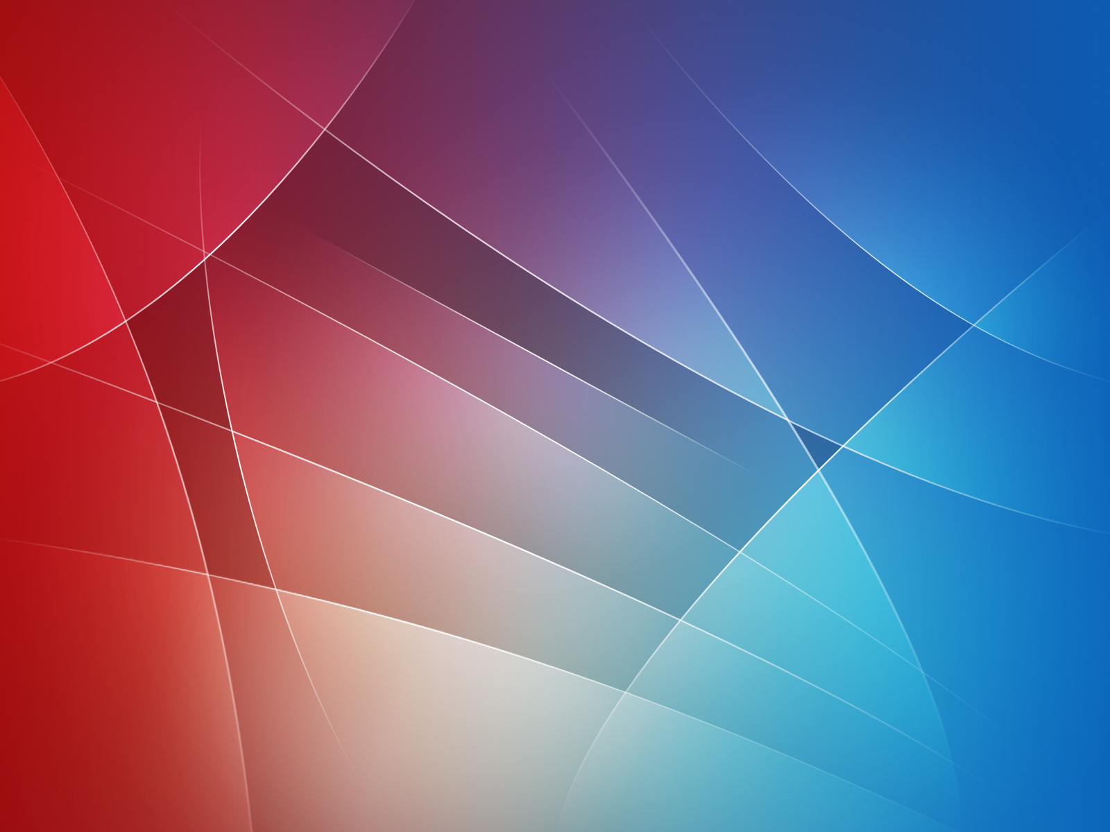 Red And Blue Lines Hd Wallpaper Wallpaper List 1600x1200