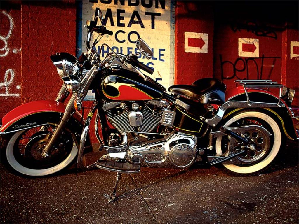 Harley Davidson Bikes Desktop Wallpapers Harley Davidson 1024x768