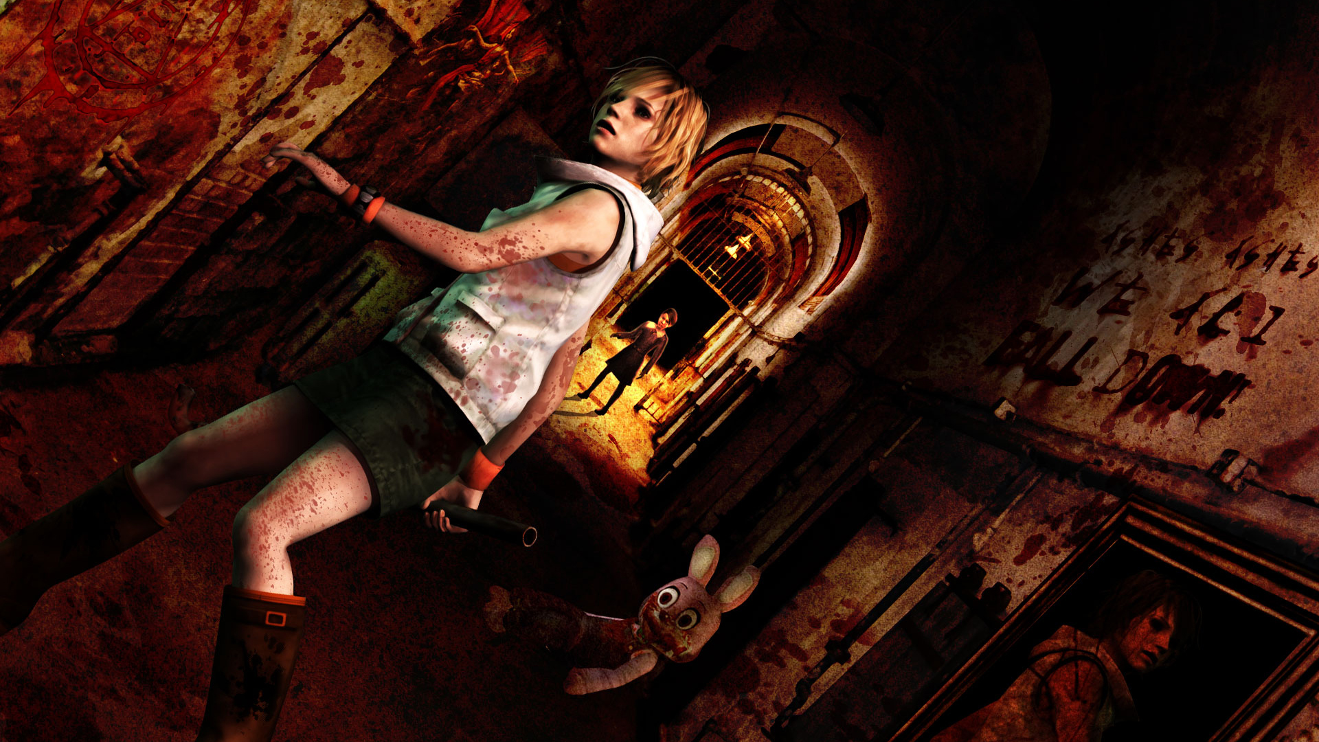 Game   Silent Hill 3 Silent Hill Horror Creepy Spooky Scary Wallpaper 1920x1080