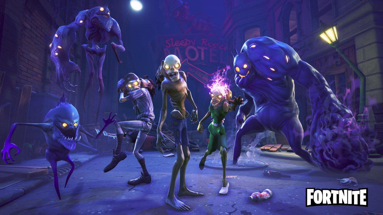 Fortnite Wallpapers Pack Image 1 Thumbnail Fortnite   Save The 1336x751