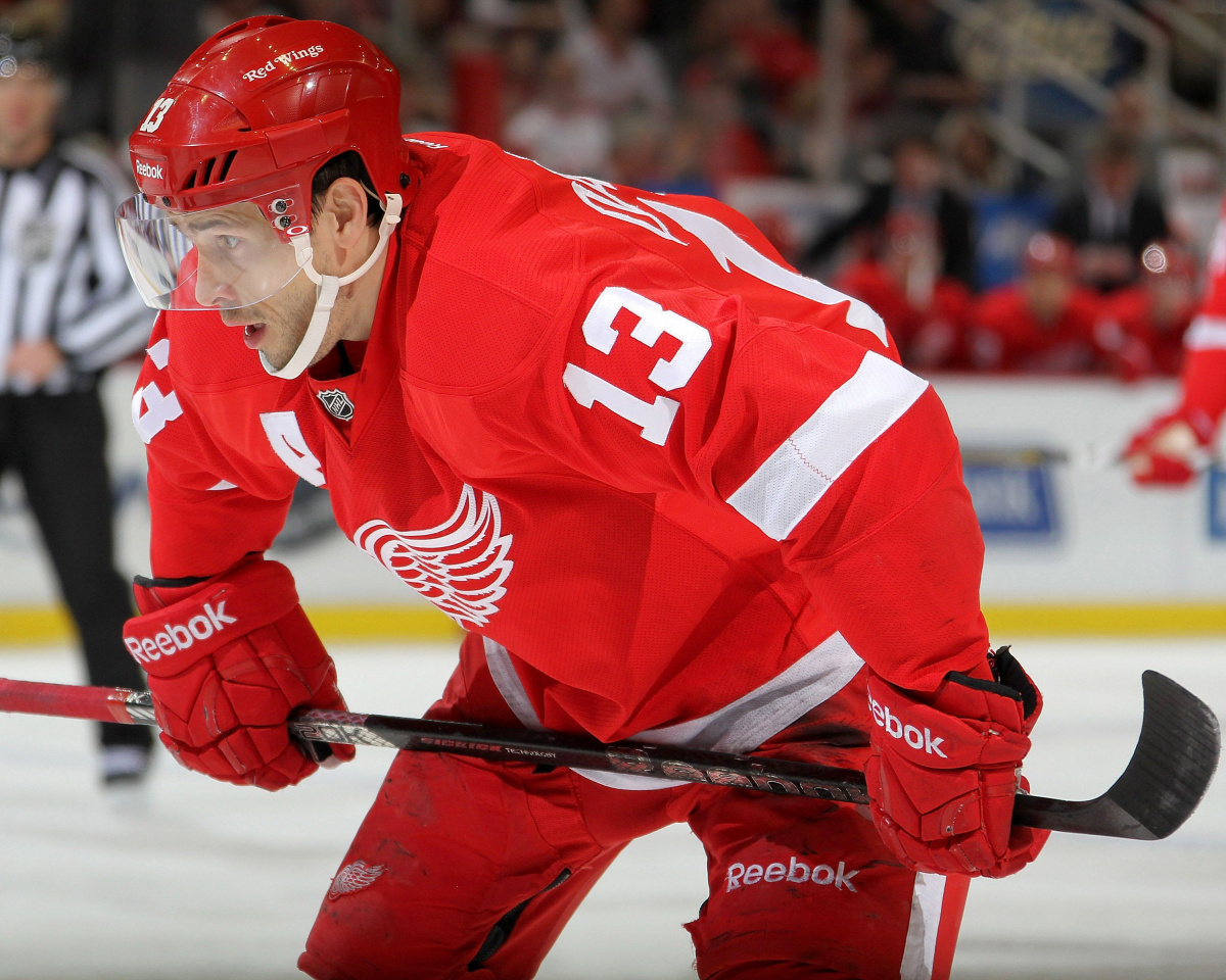 Gallery For Pavel Datsyuk Wallpapers 1200x960