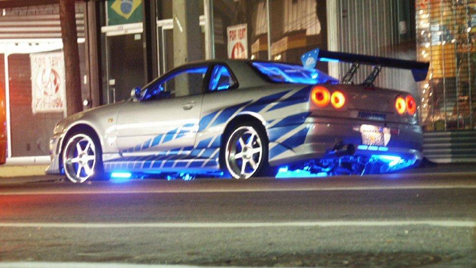 Free Download Nissan Skyline Gtr R34 Wallpaper
