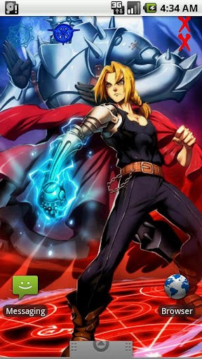 Related Pictures full metal alchemist iphone wallpaper 288x512