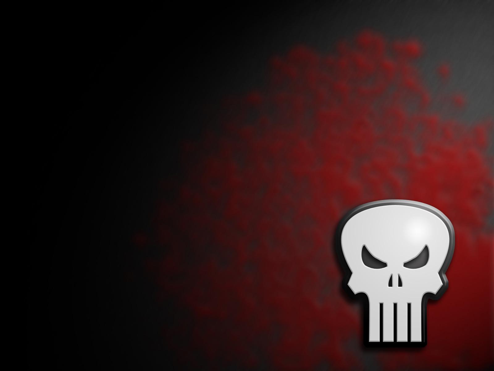 Punisher Superhero Symbol