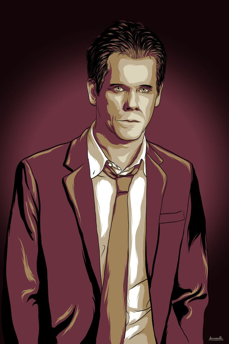 Kevin Bacon by denisosulli 729x1095