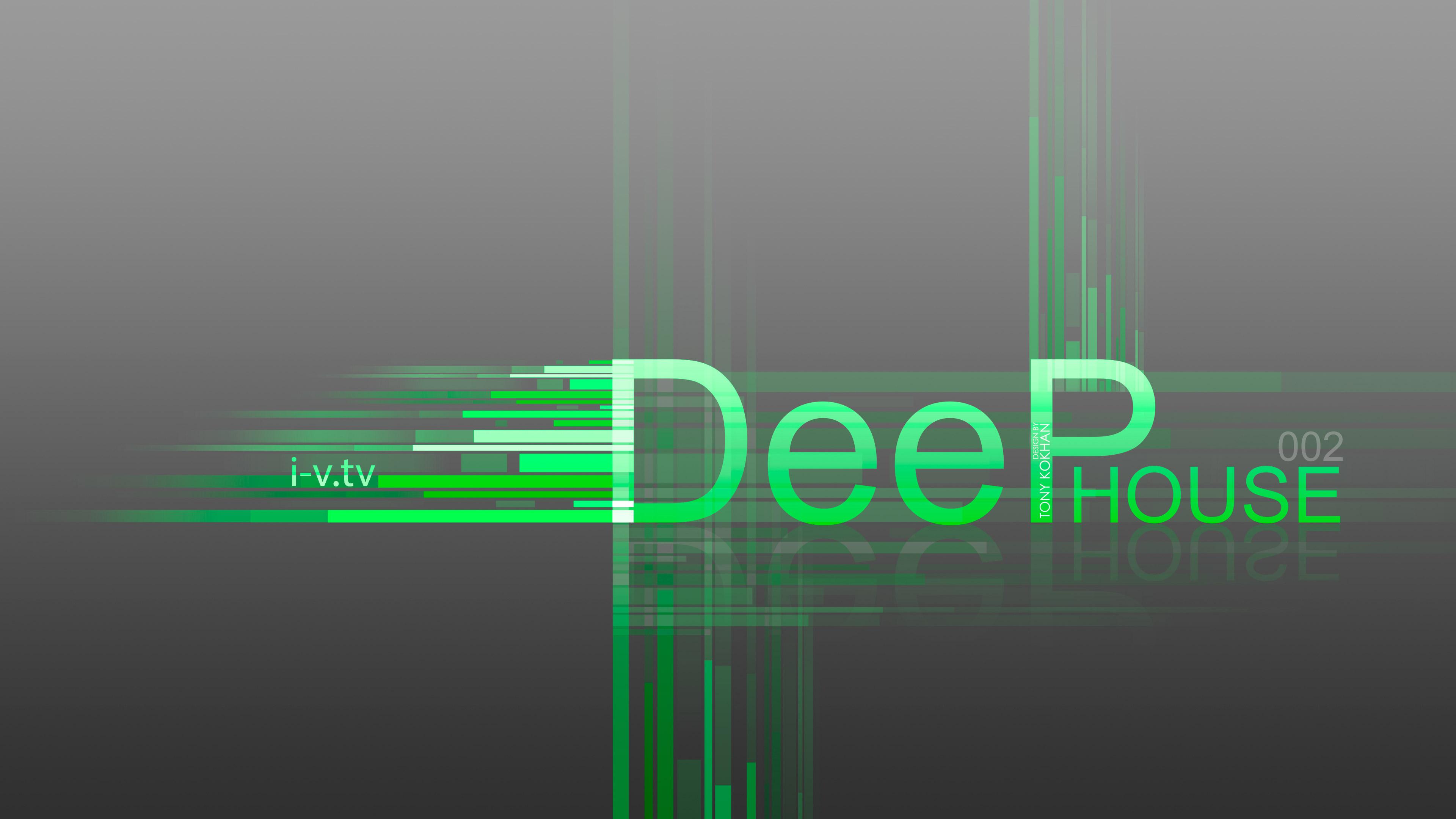 Deep House Wallpaper 3840x2160