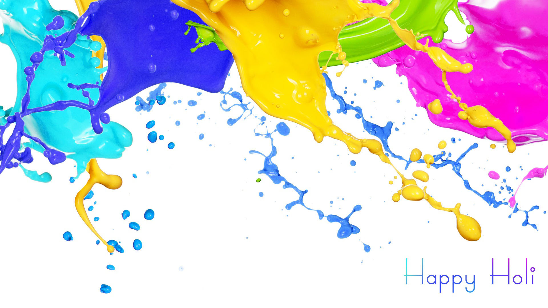 Beautiful Creative Holi HD desktop Wallpapers Pics Story 1920x1080