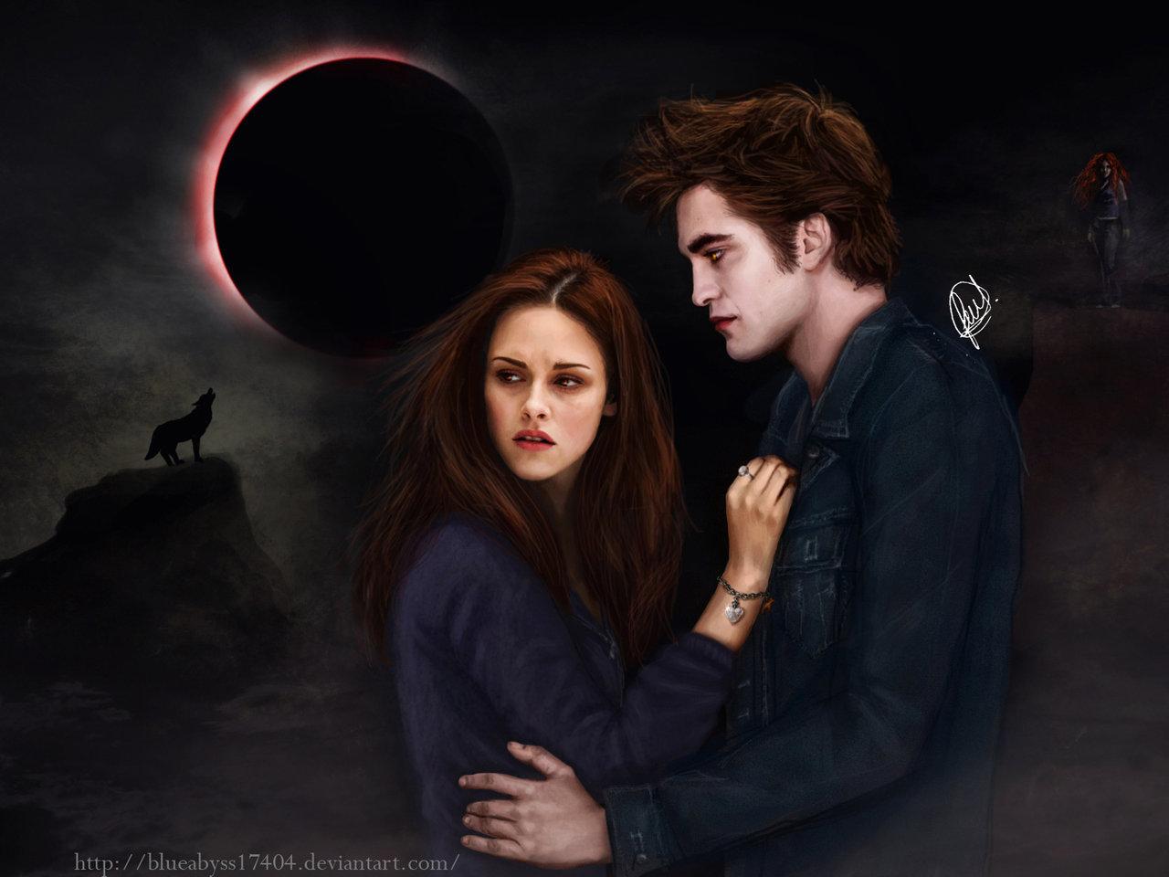Eclipse fanmade   The Twilight saga Eclipse Wallpaper 16914306 1280x960