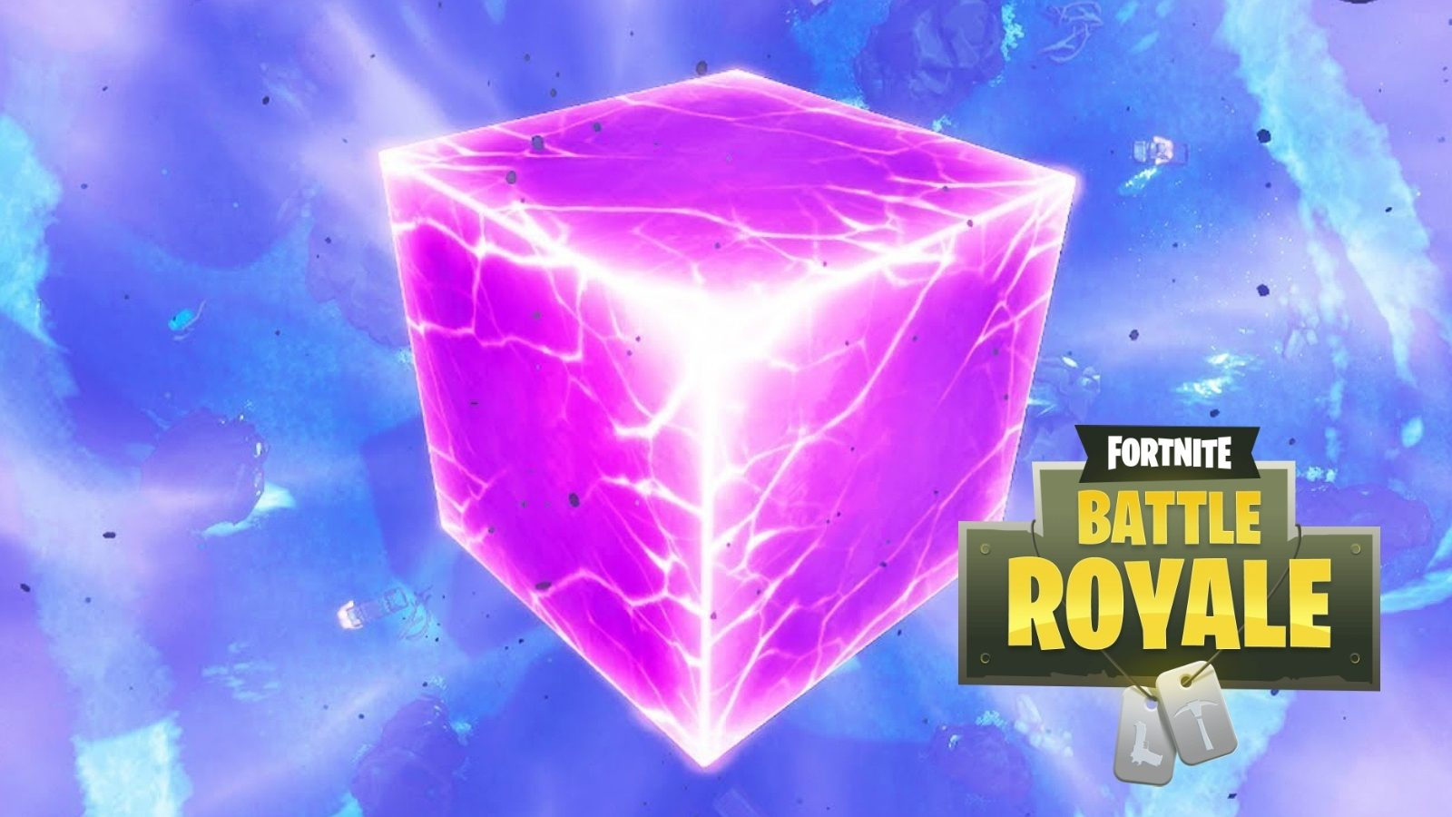 Fortnite Kevin The Cube Wallpapers Wallpapersafari
