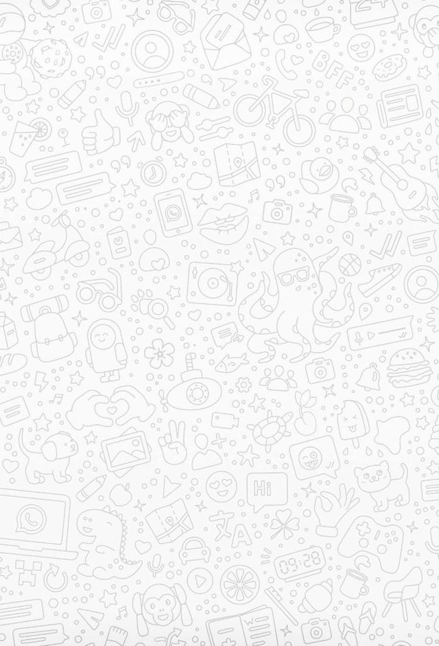Default WhatsApp background for people who lost it Requested by u 640x940