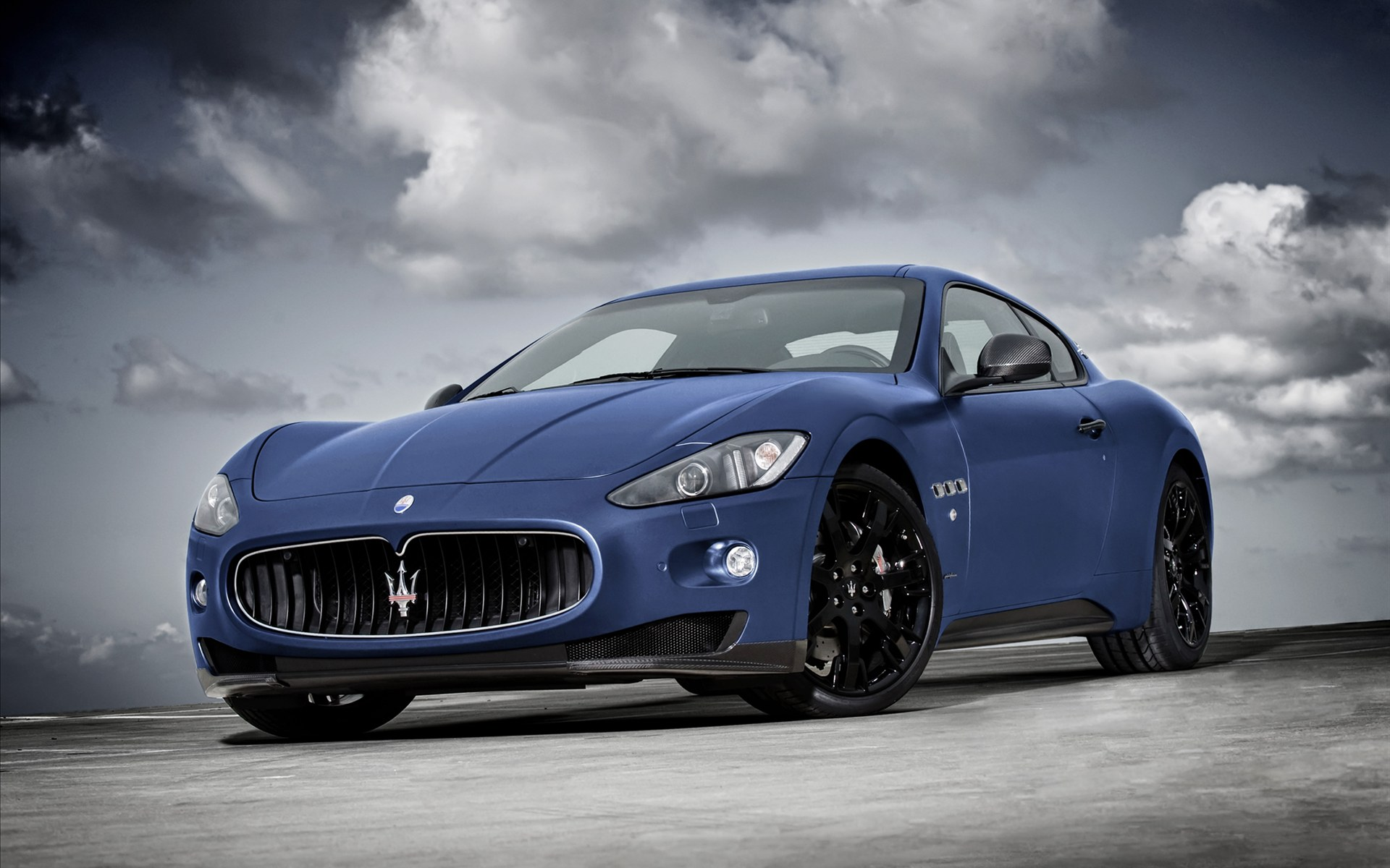 Maserati GranTurismo S 2011 Wallpaper HD Car Wallpapers 1920x1200